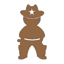 cowboy te flocken