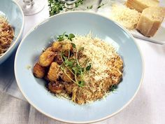 Svampragu med gnocchi | Recept.nu