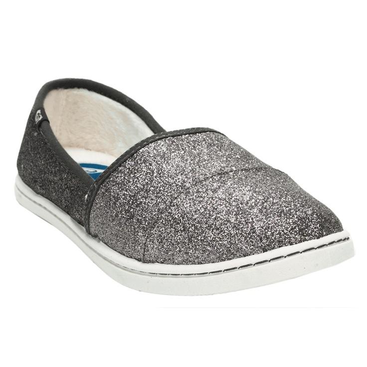 Roxy Pier Fur Flat Shoe #VonMaur