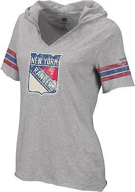 Rangers Classic Hooded T-Shirt by Reebok!