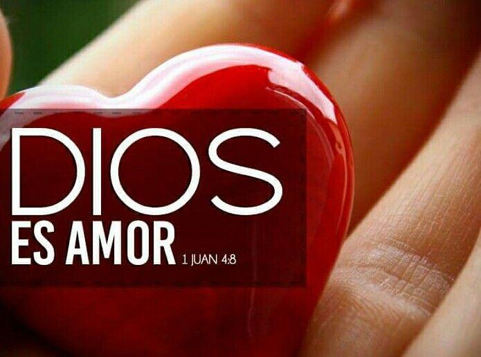 1 Juan 4:16 Y nosotros hemos conocido y creído el amor que Dios tiene para con nosotros. Dios es amor; y el que permanece en amor, permanece en Dios, y Dios en él.♔