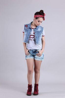 Chic e Fashion: Nova marca infanto-juvenil de jeans