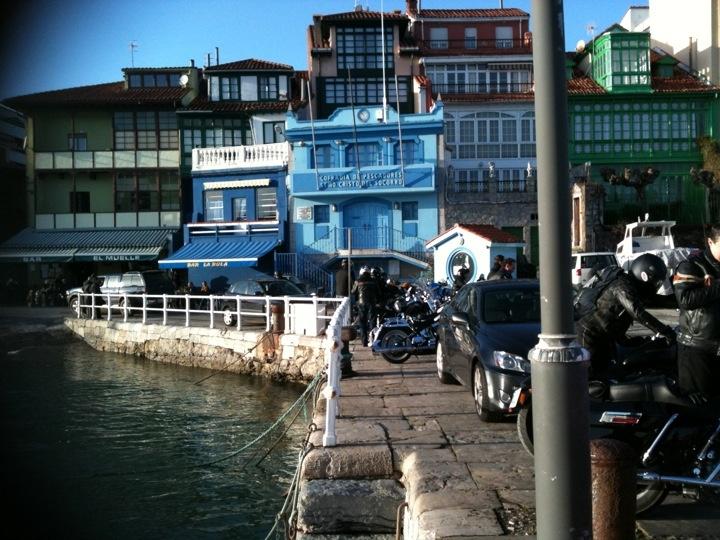 Muelle pesquero.