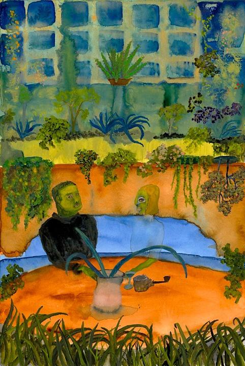 John Lurie Art