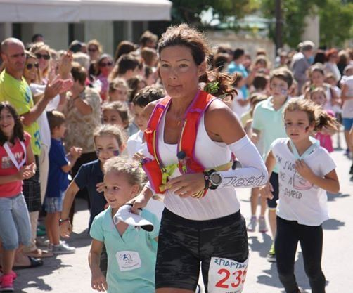 2015 - Η Αμερικανίδα Nagy Katalin κατέλαβε την 4η θέση τερματισμού με χρόνο ρεκόρ για τις σπαρταθλήτριες