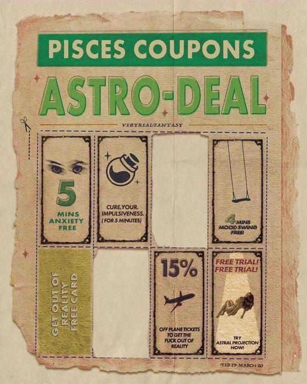 Astrology Pisces, Pisces Facts, Pisces Zodiac, Horoscope, Quote Prints, Wall Prints, Poster Prints, Zodiac Art, Zodiac Signs