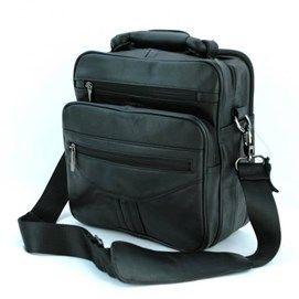 Sacoche sac à bandoulière homme cuir vachette noir Noir - Achat / Vente sacoche 2009987548787 - Cadeaux de Noël Cdiscount