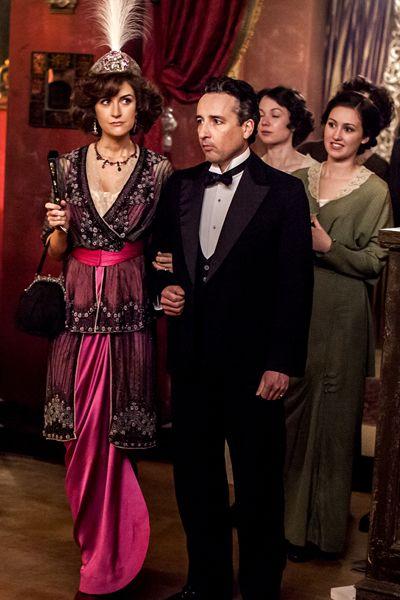 "Costumes from the UK TV Serie ""Mr Selfridge"" (2013)"