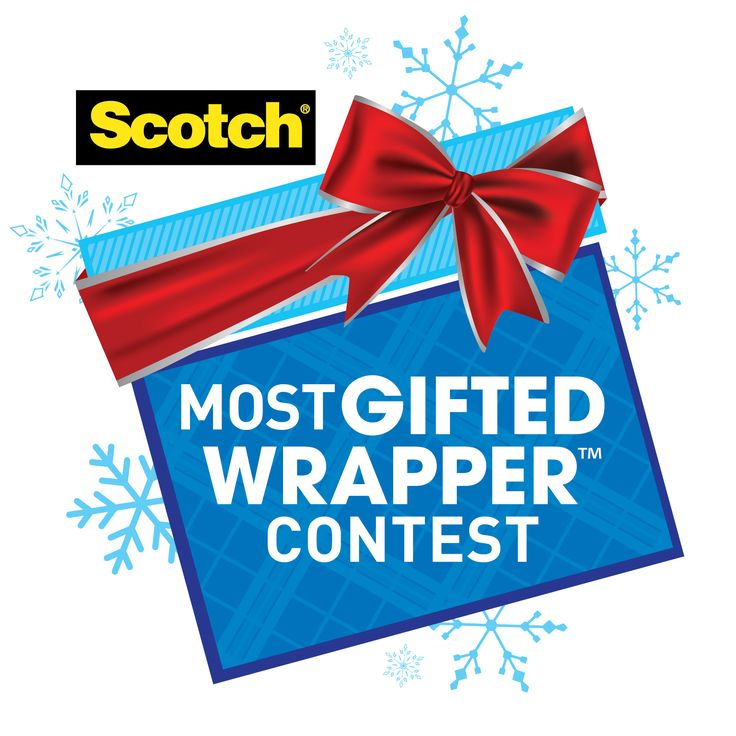 P.S.-Have you heard about Scotch Brands Most Gifted Wrapper Contest?  ‪Details Here:  http://mostgiftedwrapper.com/ #‎MostGiftedWrapper‬ ‪#‎ad‬