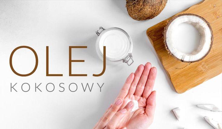 Olej kokosowy to jeden z najzdrowszych produktów stosowanych w naszej diecie. To także prawdziwe odkrycie wśród naturalnych składników wielu kosmetyków, których głównym zadaniem jest nawilżenie skóry głowy, twarzy oraz ciała. Zobacz, jak go stosować!                                                     #kokos #olej #olejkokosowy #dieta #pielegnacja #poranik #kosmetyki #wlosy #skora #twarz #makijaz #demakijaz #zdrowie #diet #cosmetics #coconut