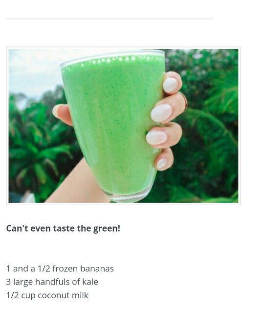 Green cleansing smoothies #lornajane #myactiveyear