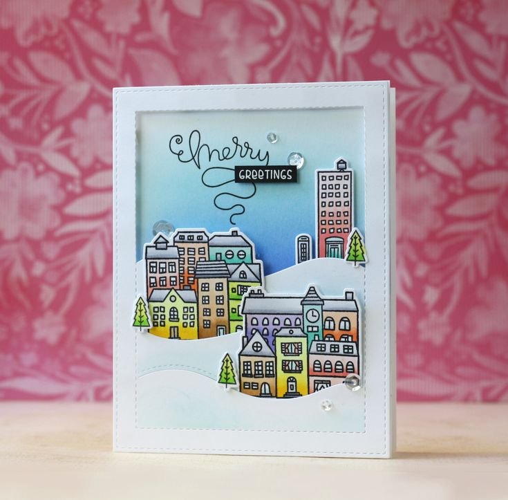 44 best 2016 Christmas Cards images on Pinterest   Christmas cards ...