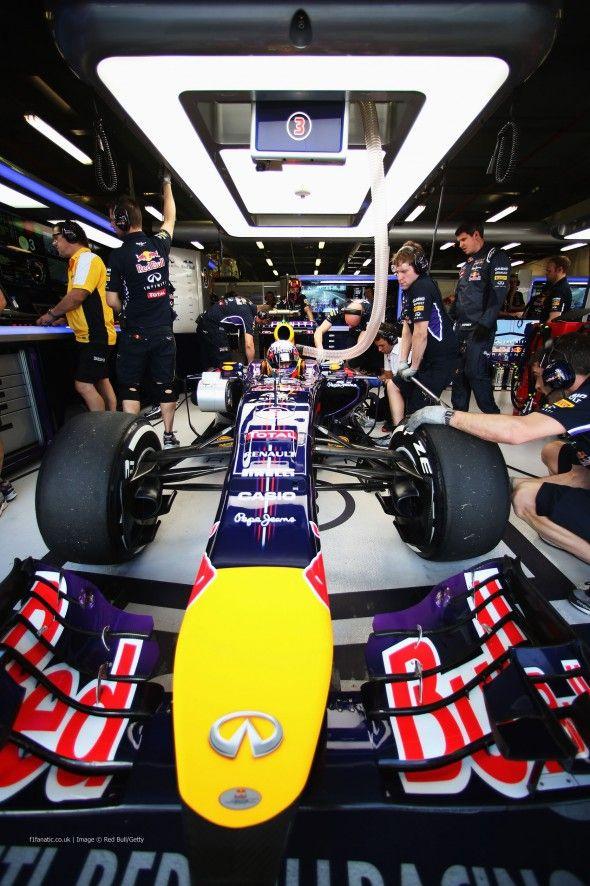 Red Bull Paddock w/ Daniel Ricciardo @ the 2014 Rolex F1 Grand Prix of Australia