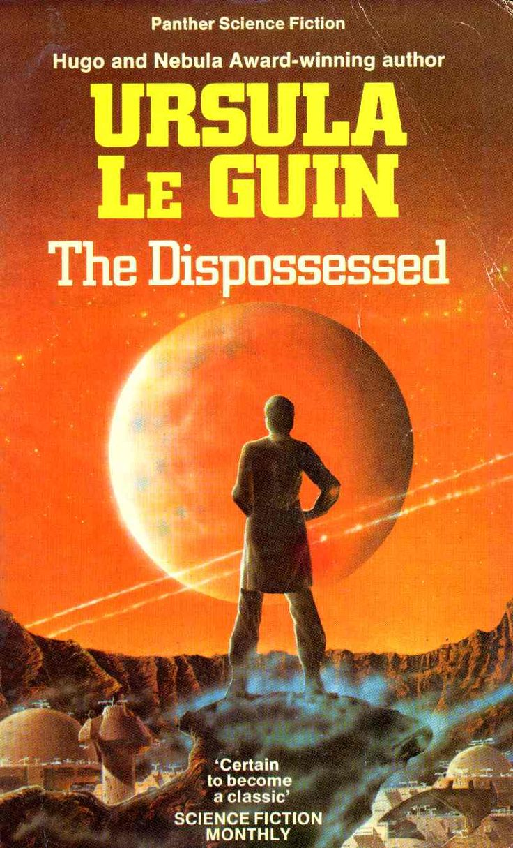 The Dispossessed  Ursula Le Guin