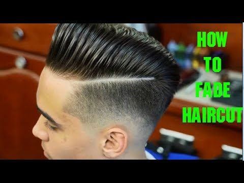 BEST BARBER UNDERCUT # MC BARBER $ how to fade haircuts