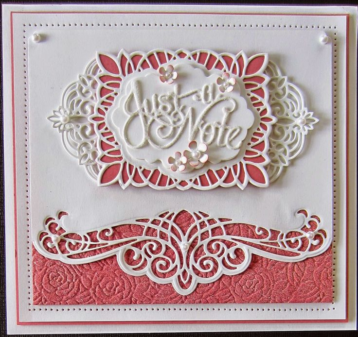 Creative Expressions: New Gemini die sets from CE designed by Sue Wilson