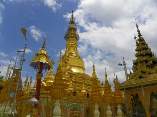 Burma off the beaten path – Pyay.