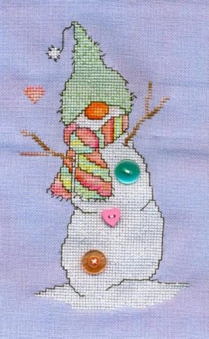 SLIM (MELT-A-WAYS) - Counted Cross Stitch Pattern $6.95