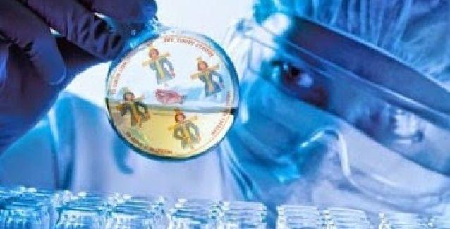 Το σημείο του Σταυρού και της Ορθόδοξης (Χριστιανικής) προσευχής είναι ικανά να σκοτώσουν μικρόβια, και να μεταβάλουν της οπτικές ιδιότητες του νερού...Επιστήμονες έχουν αποδείξει πειραματικά τις θαυμ