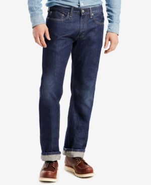 Levi's 559 Relaxed Straight Fit Jeans - Blue 29x30