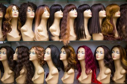 Guide tips for choosin cancer wigs for cancer patients