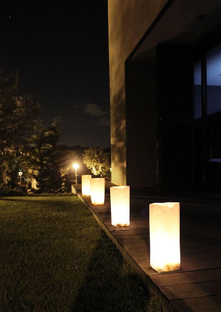 Iluminacion exterior con velas bing im genes outdoor for Faroles de iluminacion exterior
