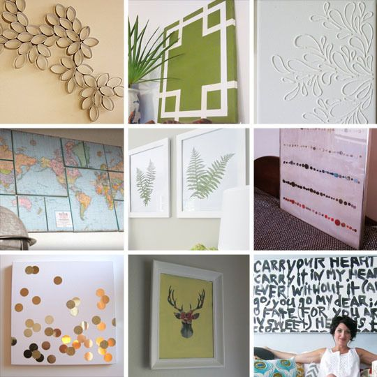 9 easy DIY art projects