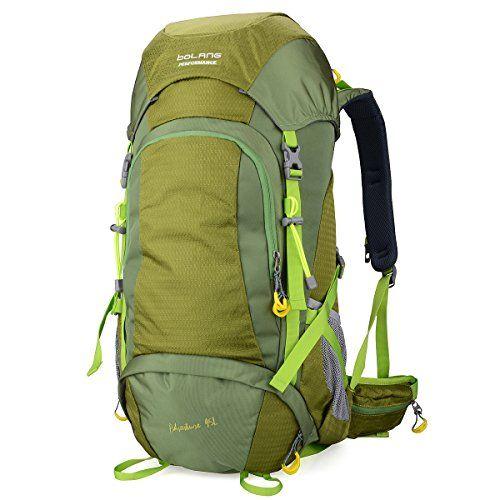 Bolang Summit 45 Internal Frame Pack 8298 (Dark Green, 45l) - Check this out at... http://backpackingandcampingessentials.com/backpacking-backpacks/bolang-summit-45-internal-frame-pack-8298-dark-green-45l/
