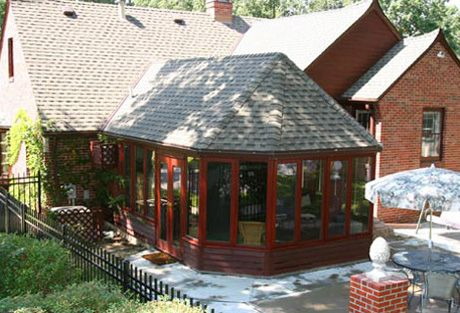 Victorian Sunroom 2 External Picture