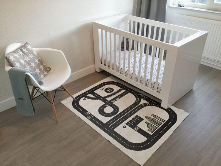 vloerkleed-hmhome-h&m-home-kinderkamer-babykamer-speelmat-auto's-neutraal