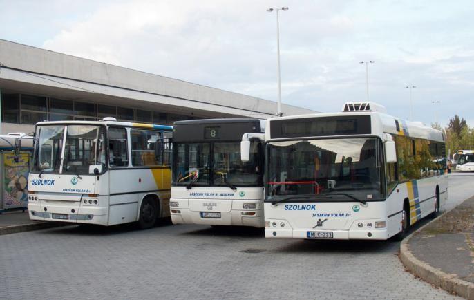 Országos busz MENETRENDEK
