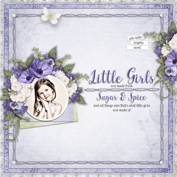 Template CT Inspired Tammy by Miss Mel Templates. Kit Peace In My Soul by Indigo Designs Photos per kind favour of Anastasia Serdyukova Photography