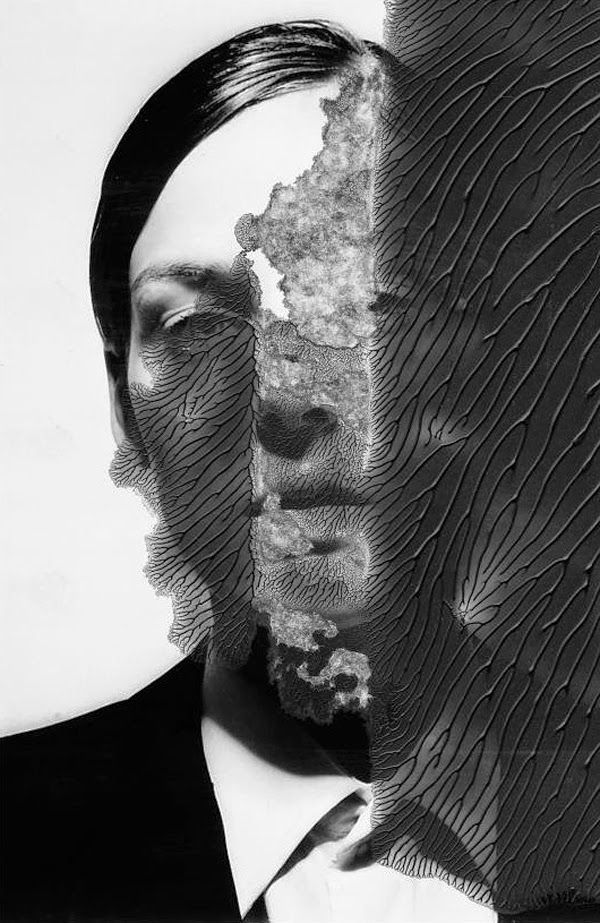 Photo collage by Ismaël Moumin | http://ineedaguide.blogspot.com/2015/05/ismael-moumin.html | #collage #art #photography