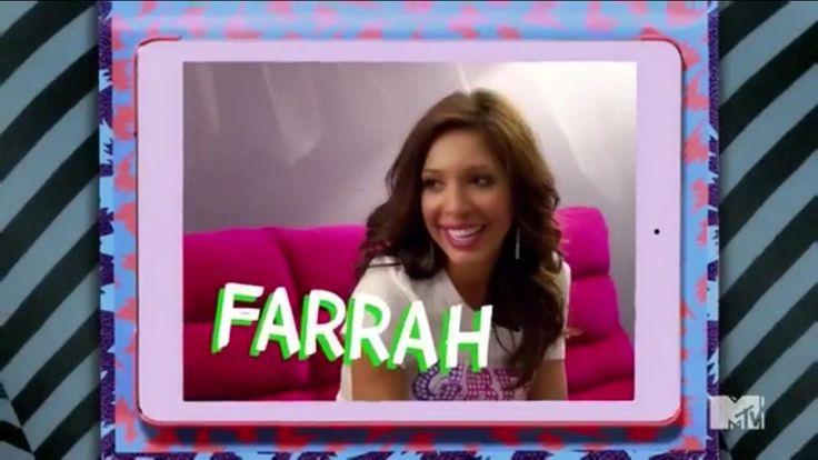 Teen Mom Season 5 (TM OG Season 1) cast Farrah Abraham she was of the show but returned in episode 5-6 #farrah #abraham #farrahabraham #mtv #teen #mom #teenmom #16andpregnant