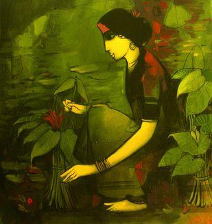 sachin sagare paintings - Google Search
