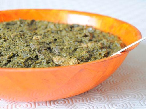 Pondu congolais - Recette de cuisine Marmiton : une recette