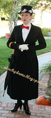 Mary Poppins Costume | Halloween costume | Disney | spoonful of sugar