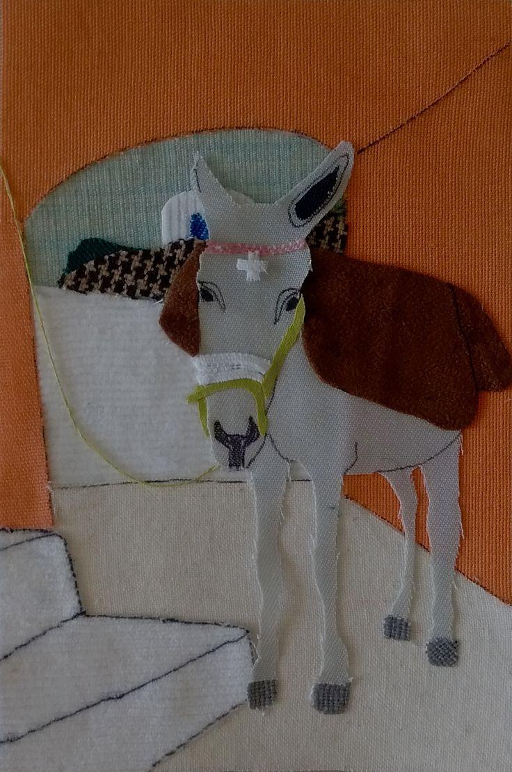 Donkey rest #GreeceTakeAway