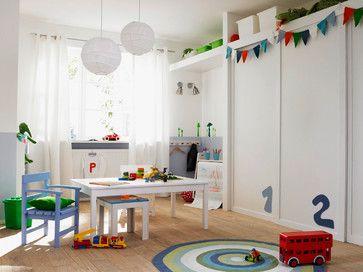 WOHNEN - contemporary - Kids - Other Metro - Birgit Knutzen