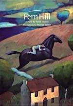 Cover of book, FERN HILL : A POEM