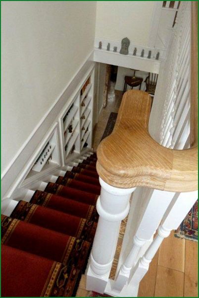 Halnaker Park Staircase