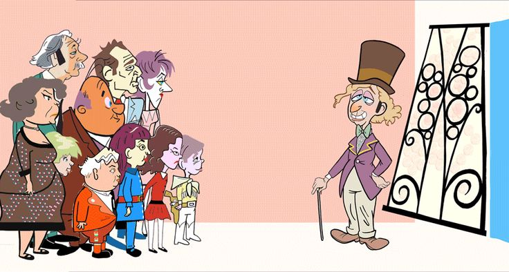 3 Cartoon Characters Always Together : Images about wonka on pinterest