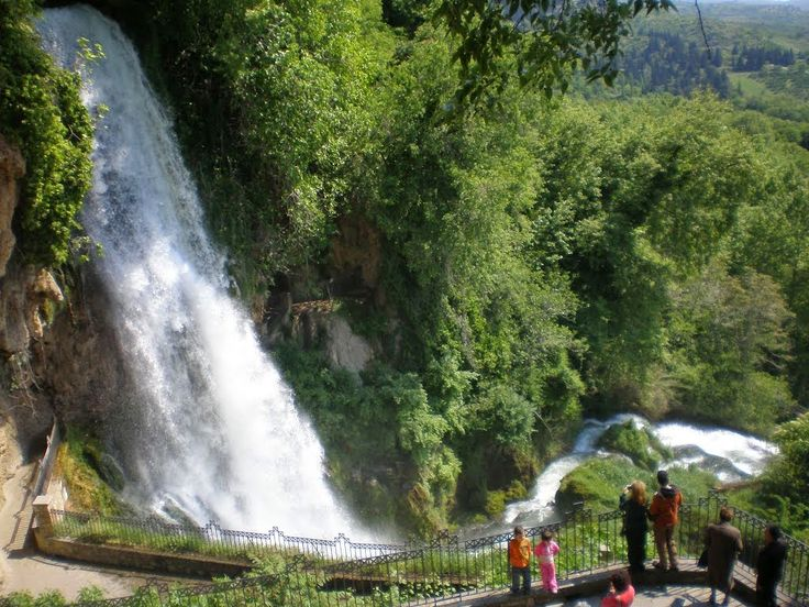 Greece by a Greek: Admire the power of water falling from about 70 meters