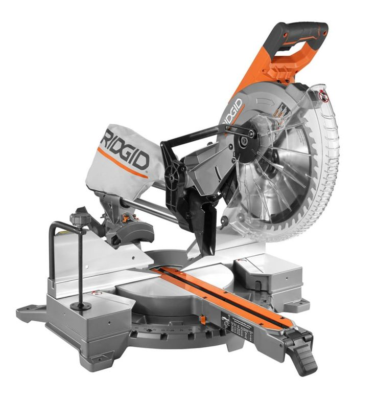 12-inch Sliding Compound Miter Saw with Adjustable Laser