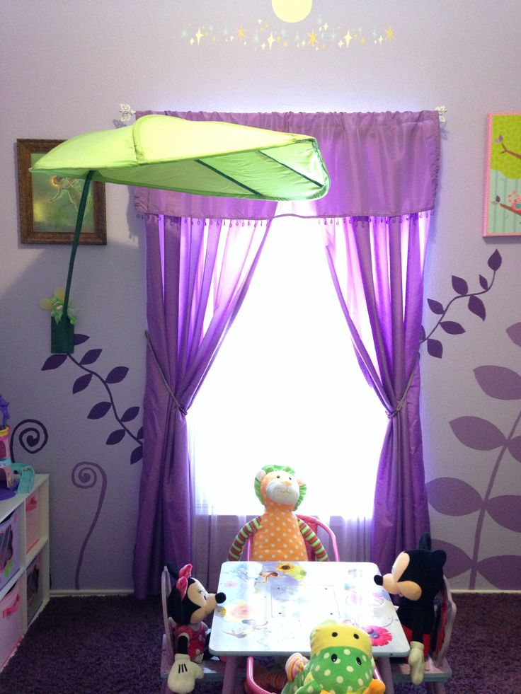 Fairy Themed Bedroom Decorations: 17 Best Images About My Disney Rooms On Pinterest