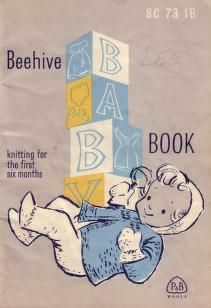 50c40950b Patons SC73 Beehive Baby Book   Free Download