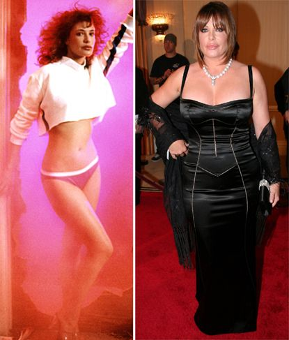 Radar Online | The 18 Most Shocking Celebrity Age Transformations - Holy crap, look at Kelly LeBrock!