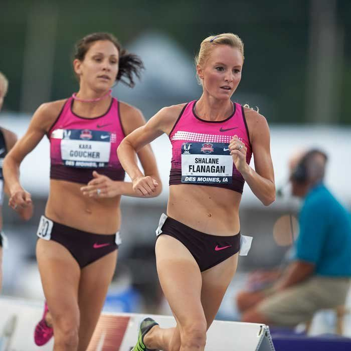 Steal these mental tricks from Shalane Flanagan to stay on track with your training during colder months. - Shape.com