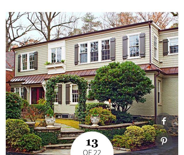 Olsen Home Exteriors: Best 25+ Brown Roofs Ideas On Pinterest