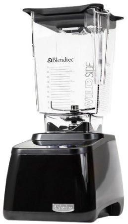 Blendtec Designer Series Blender | We are simply mad about our Blendtec blender! It's super powerful; automatically speeds up and slows down, then shuts off when the cycle is complete; and its sleek control surface features illuminated, easy to read, icons for effortless use. It also comes with more than 230 delicious recipes to inspire you.
